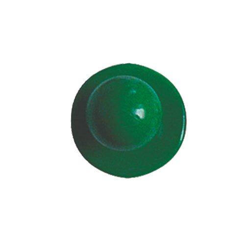 Zeleny gombík na kuchársky kabát 12ks