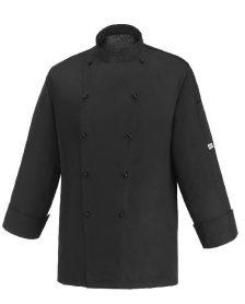 Kuchársky kabát - s priedušnou zadnou časťou