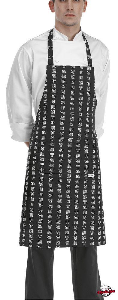 9325fcc12deb Zástera s čínskym písmom - Szakács munkaruha szaküzlet