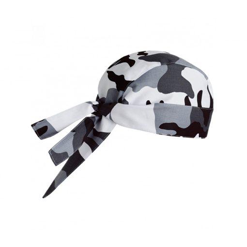 Maskáčový šatka na hlavu