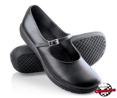 Čierne dámske topánky Mary Jane