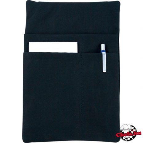 Čašnícke púzdro na peňaženku z textilu