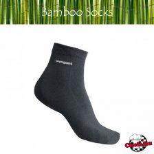 Antibakteriálne Bambusové členkové ponožky